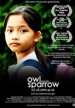 Owl & Sparrow